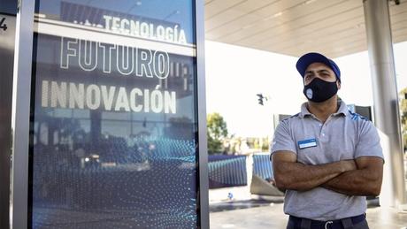 Llega a La Plata la primera estación del futuro/Titulares de Autos