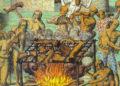 ¿Eran los indígenas más violentos que los portugueses?  Un debate histórico-ético: Darwin y Dios / Brasil