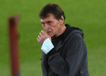 «Lo importante es que no pase a mayores» / Fútbol