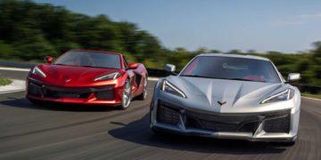Chevrolet presenta el nuevo Corvette Z06/ Titulares de Autos