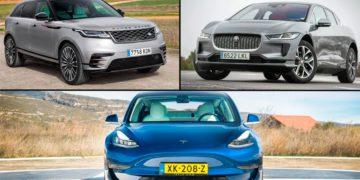 Jaguar Land Rover recurre a Tesla para cumplir las normas de emisiones en Europa