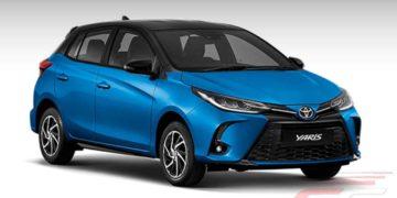 Toyota quiere que el Yaris sea un híbrido/ Titulares de Autos