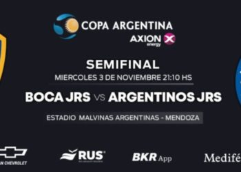 Arrancó la venta para Boca-Argentinos /Titulares de Deportes