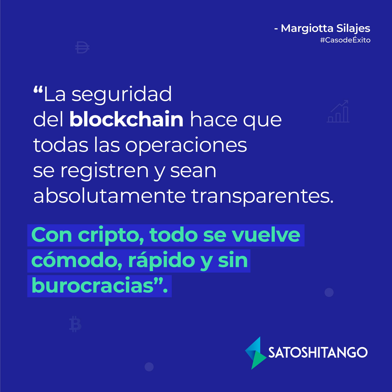 Cita de Miguel Margiotta