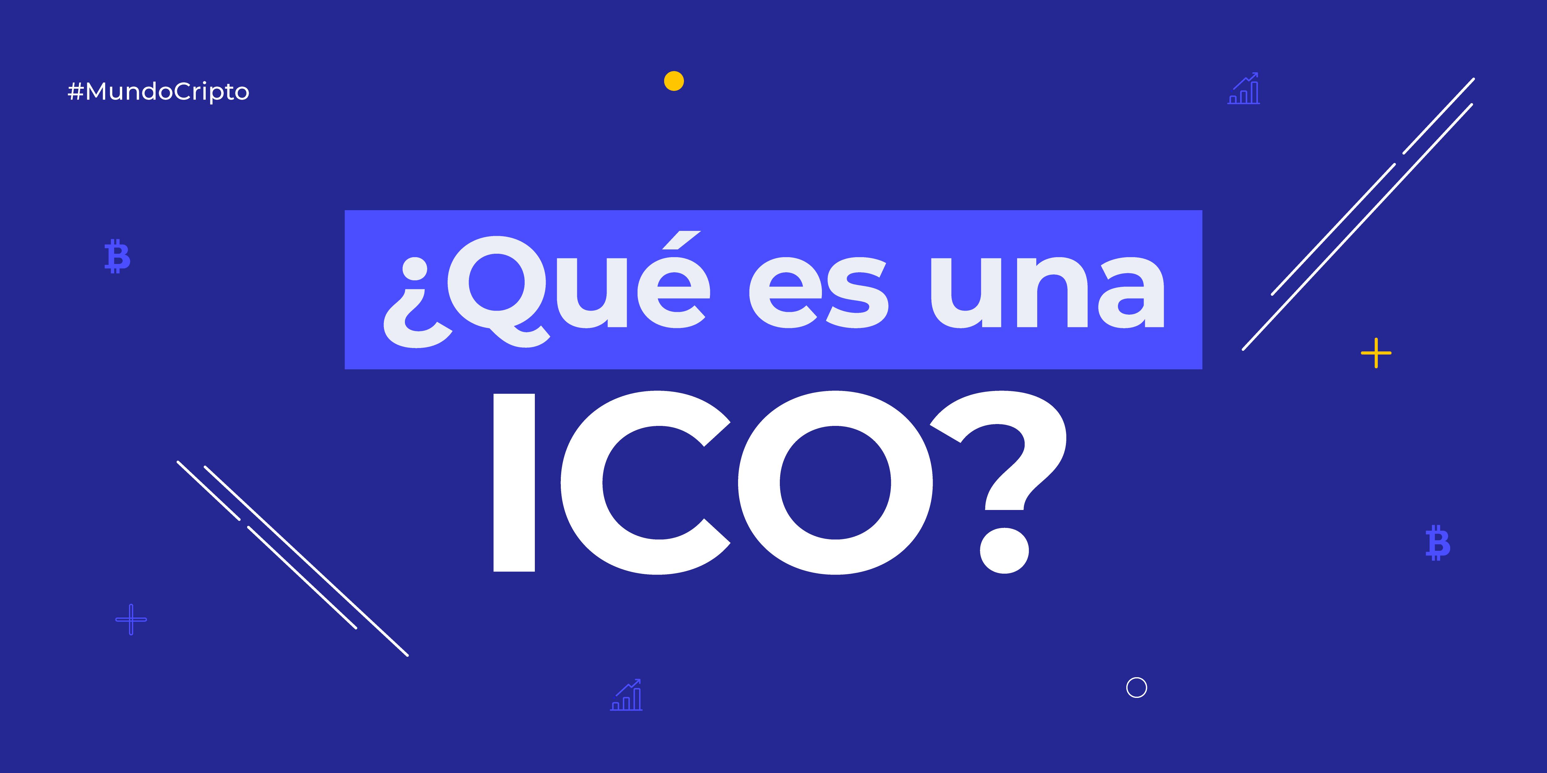 qué es una ICO