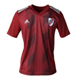 Camiseta Uniforme De Visitante River Plate Adidas
