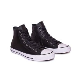 Zapatilla Chuck Taylor All Star Leather Hi Converse