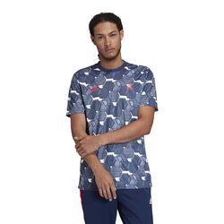 Remera Tan Aop Jsy Adidas