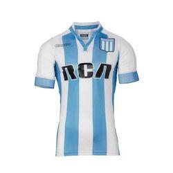 Camiseta Racing Club 2017 Stadium Kappa