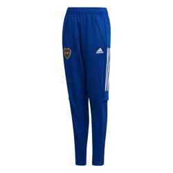 Pantalón Boca Tr Y Adidas