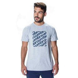 Remera Estampada Logo Block Hombre Umbro