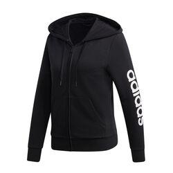 Camperas Buzo Con Capucha Essentials Linear Adidas