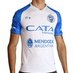 Camiseta Alternativa Godoy Cruz Fiume Sport