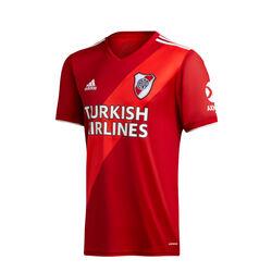 Camiseta Visitante River Plate 20 21 Adidas