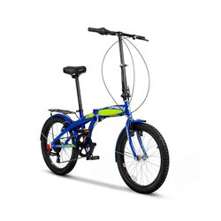 Bicicleta Folding R20 Acero Top Mega