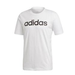 Remera Essentials Linear Logo Adidas