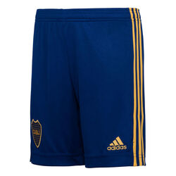 Short Uniforme Titular Boca Juniors 20/21 Y Adidas